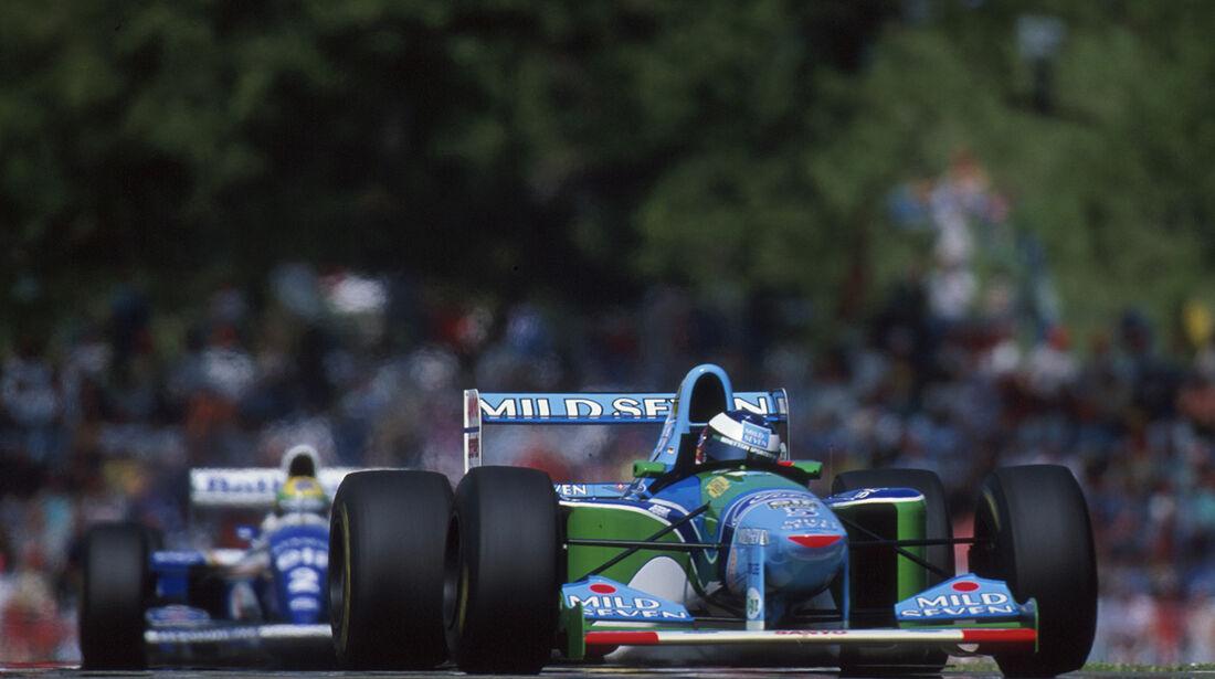 Schumacher - Imola 1994