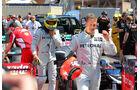 Schumacher & Rosberg - Formel 1 - GP Monaco - 26. Mai 2012