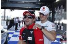 Schumacher Vettel F1 Fun Pics 2012