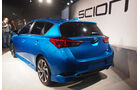 Scion iM - New York Auto Show 2015