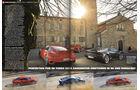 Screenshot - Porsche 911 Turbo S - Lamborghini Huracán - Audi R8 V10 plus - Sportwagen - sport auto 5/2016