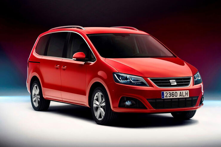 neuer seat alhambra facelift 2015 preise auto motor. Black Bedroom Furniture Sets. Home Design Ideas
