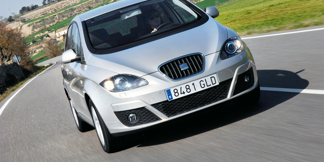 Seat Altea 1.2 TSI Ecomotive