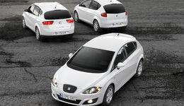 Seat Ecomotive-Modelle