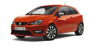 Seat Ibiza 2015 Sport Coupé Front