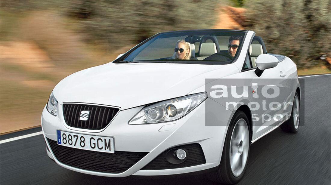 Seat Ibiza Cabrio-Studie
