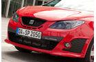 Seat Ibiza SC, Motorhaube