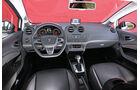 Seat Ibiza ST 1.6 TDI, Cockpit, Lenkrad