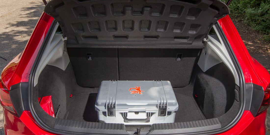 Seat Leon SC 1.4 TSI, Kofferraum