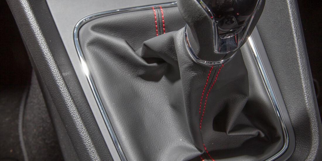 Seat Leon SC 1.4 TSI, Schalthebel