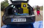 Seat Leon, ST, Leser-Testdrive, Kofferraum