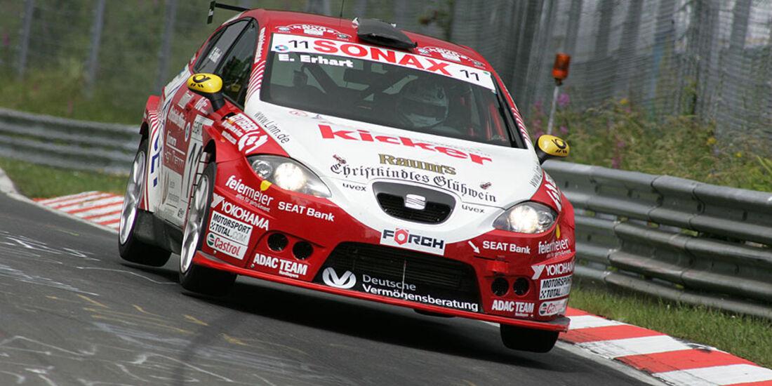 Seat Leon Supercopa, 24h-Rennen, Nürburgring, 2011
