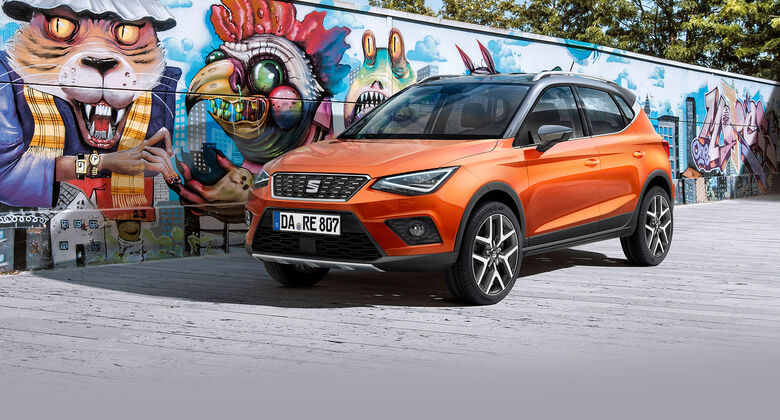 Seat Leser Test Drive