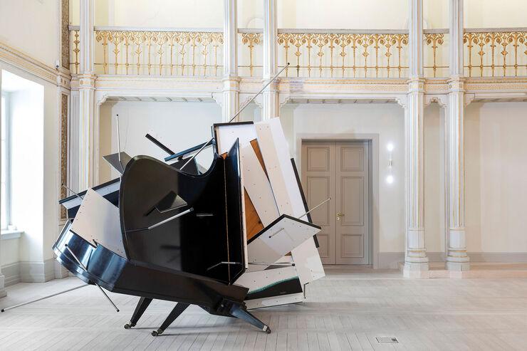 Sebastian Kuhn, Polyrhythmic Walkabout, 2008