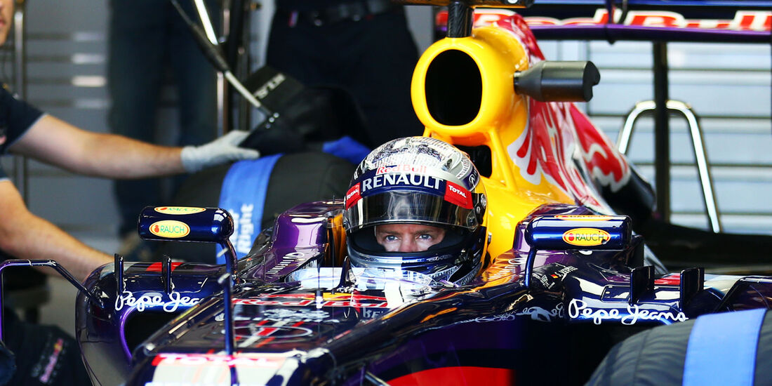 Sebastian Vettel 2013