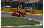 Sebastian Vettel - Ferrari - Carlos Sainz - Toro Rosso - GP Spanien 2016 - Barcelona - Sonntag - 15.5.2016