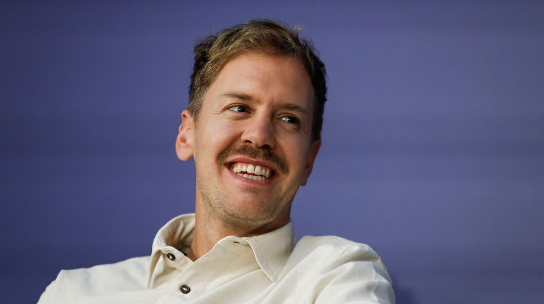 Sebastian Vettel - Ferrari - FIA - Preisverleihung - St. Petersburg