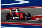 Sebastian Vettel - Ferrari - Formel 1 - Austin - GP USA - 22. Oktober 2016