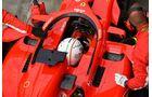 Sebastian Vettel - Ferrari - Formel 1 - GP Italien - 01. September 2018