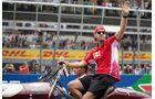 Sebastian Vettel - Ferrari - Formel 1 - GP Italien - 02. September 2018