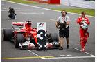Sebastian Vettel - Ferrari - Formel 1 - GP Japan - Suzuka - 7. Oktober 2017
