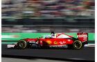 Sebastian Vettel - Ferrari - Formel 1 - GP Mexiko - 29. Oktober 2016