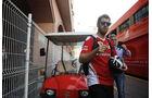 Sebastian Vettel - Ferrari - Formel 1 - GP Monaco - 25. Mai 2016
