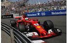 Sebastian Vettel - Ferrari - Formel 1 - GP Monaco - 27. Mai 2017