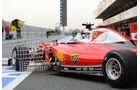 Sebastian Vettel - Ferrari - Formel 1-Test - Barcelona - 22. Februar 2016