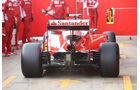 Sebastian Vettel - Ferrari - Formel 1-Test - Barcelona - 23. Februar 2016