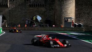 Sebastian Vettel - Ferrari - GP Aserbaidschan 2017