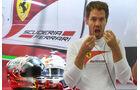 Sebastian Vettel - Ferrari - GP Brasilien 2016 - Interlagos - Qualifying