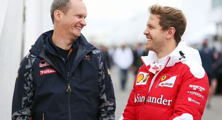 Sebastian Vettel - Ferrari - GP Kanada - Montreal - 9.6.2016