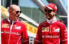 Sebastian Vettel - Ferrari - GP Russland - Sotschi - Formel 1 - 27. April 2017