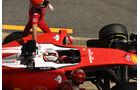 Sebastian Vettel - Ferrari - GP Spanien 2016 - Qualifying - Samstag - 14.5.2016