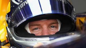 Sebastian Vettel Formel 1 Bahrain 2010