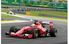 Sebastian Vettel - Formel 1 - GP Brasilien 2015