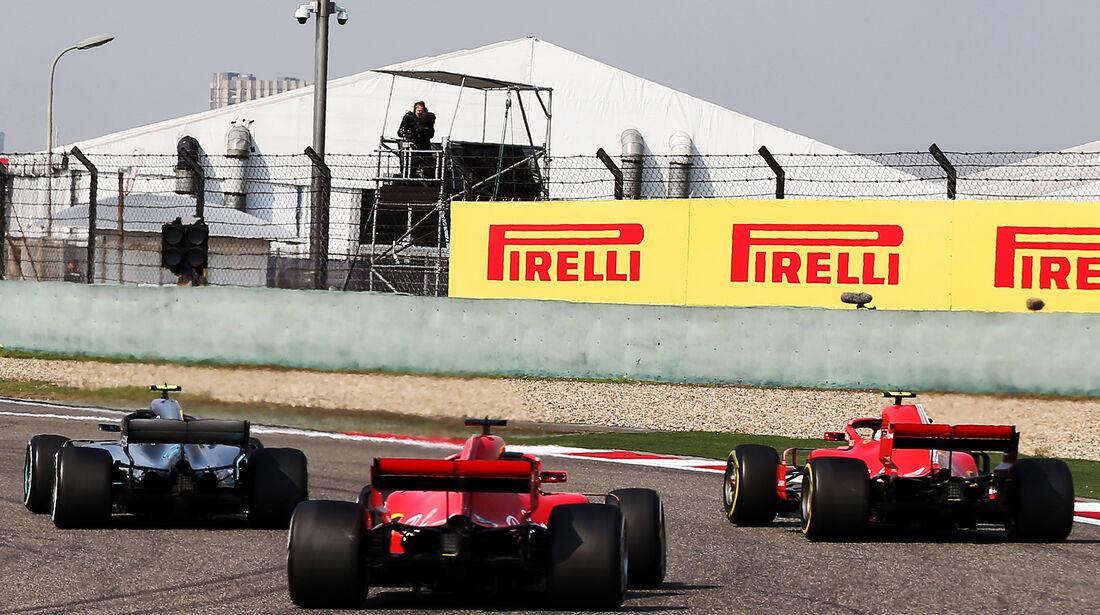 Sebastian Vettel - Formel 1 - GP China 2018