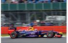 Sebastian Vettel - Formel 1 - GP England - 29. Juni 2013