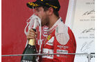 Sebastian Vettel - GP Aserbaidschan - Formel 1 - 2016