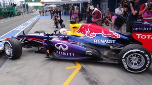 Sebastian Vettel GP Australien 2013