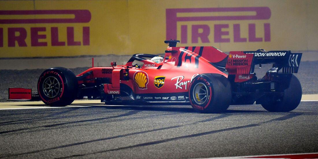 Sebastian Vettel - GP Bahrain 2019