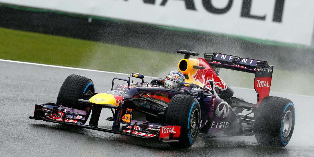 Sebastian Vettel - GP Brasilien 2013