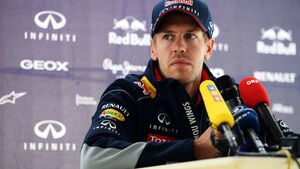 Sebastian Vettel GP England 2013 Formel 1