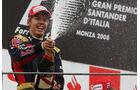 Sebastian Vettel - GP Italien 2008