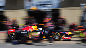 Sebastian Vettel GP Kanada 2012
