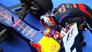 Sebastian Vettel GP Korea 2013