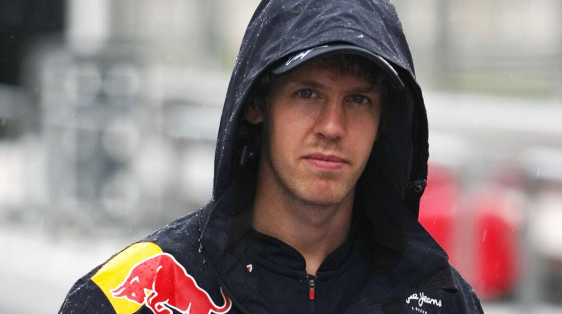 Sebastian Vettel - GP Malaysia 2011