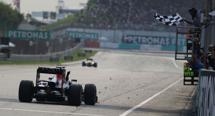 Sebastian Vettel GP Malaysia 2013
