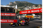 Sebastian Vettel GP Monaco 2011